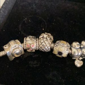 Pandora Jewelry - Pandora Authentic charms